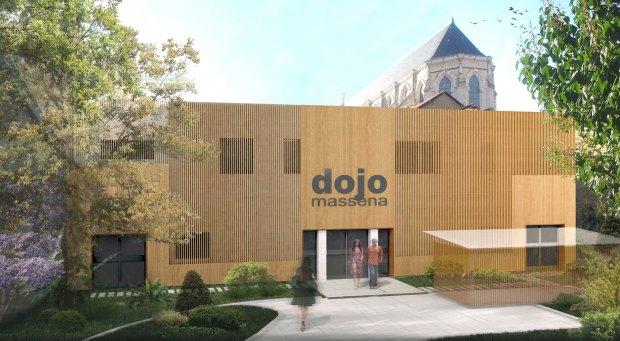 Dojo in Lyon!!